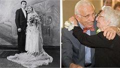 Manželé slaví 80. výročí svatby, zažili 13 prezidentů