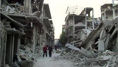 Chovají se jako ozbrojená milice, kritizuje Turecko syrskou vládu