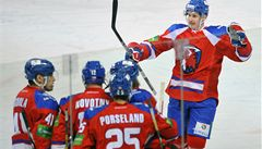 Lev otočil zápas v Chabarovsku, zvítězil 3:2