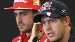 Vettel nebo Alonso? Formule vyvrcholí v Brazílii