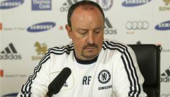 Benítez i po další ztrátě věří, že Chelsea může vyhrát titul