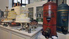 Cukrárny a čokoláda. Muzeum v Olomouci provoněly sladkosti