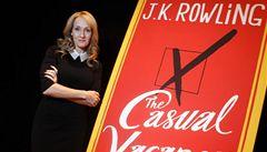 Z nové knihy J. K. Rowlingové bude televizní seriál