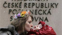 Svátky stráví Ukrajinka v Česku. Policie odložila její vyhoštění