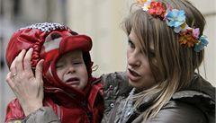 Prsa jsou symbolem mateřství, ne sexu, brání se zoufalá Ukrajinka