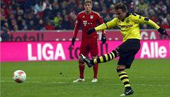 Bayern vykoupil z Dortmundu záložníka Götzeho za 37 milionů eur