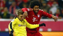 Šlágr bundelisgy neměl vítěze. Bayern - Dortmund 1:1