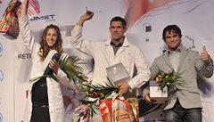 Stříbrný olympionik Hradilek je potřetí Kanoistou roku