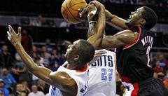 Portland v NBA podruhé za sebou zvládl prodloužení
