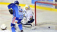 Kometa porazila potřetí v sezoně Kladno a nedovolila mu ani gól