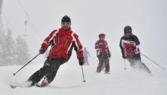 Vzhůru na lyže. Vleky se rozjíždějí v Krkonoších i Jizerkách