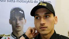 Pešek jedná s italským týmem o startu v seriálu MotoGP