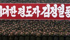 KLDR vypoví dohody o neútočení: 'Jaderná válka může vypuknout'