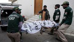 Přijeli očkovat děti proti obrně, v Pákistánu zdravotníky zabili