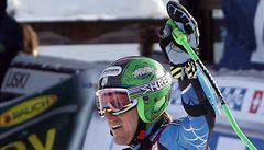 Ligety udělil lyžařům v Alta Badii další lekci v obřím slalomu
