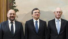 Trojice lídrů EU převzala Nobelovu cenu za mír, čeští politici chyběli
