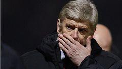 Arsenal šokoval v poháru, vypadl s týmem ze čtvrté ligy