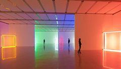 Výstava ve Vídni bodá do očí a divák se ptá, zda je blázen