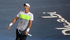 Berdych vstoupil do nové sezony porážkou s Ferrerem