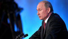 Čas kvůli olympiádě posouvat nebudeme, prohlásil Putin