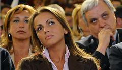 Berlusconiho Francesca se chystá na roli 'první dámy'. Šla na plastiku