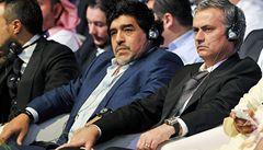 Legendární Maradona fotbalisty Iráku nepovede
