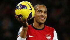 Walcott jde ve šlépějích Henryho. Bude i z něj ikona Arsenalu?