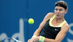 Šafářová odstoupila z turnaje v Paříži. Chce být fit na Fed Cup