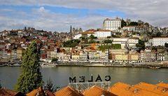 Porto: mosty, jídlo a hlavně skvělé víno