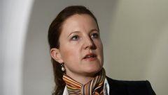 Peake složila funkci předsedkyně LIDEM: Zásadně se rozcházíme v názorech