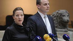 Peake: ODS znovu podtrhla svého lídra, dohoda 101 neplatí
