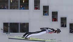 Hlava byl v Innsbrucku osmý, Koudelka skončil v nemocnici