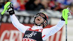 Krýzl skončil 21. v Záhřebu, vyhrál Hirscher a vede SP