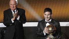 Ronaldo patří mezi nejlepší, říká Messi. Stejně ale rivala nevolil