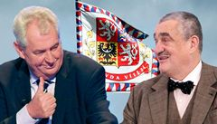 Ve finále prezidentské volby je Zeman a Schwarzenberg