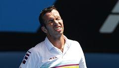Štěpánek může po operaci páteře naplno trénovat. Stihne Davis Cup?