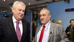 Schwarzenberg neodstoupí z ministerského postu