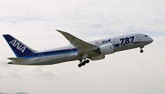 Aerolinky zastavily provoz Dreamlineru, žádají opravu