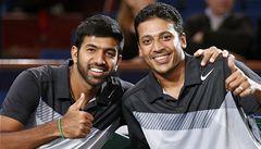Nechceme diktaturu, stávkují indičtí tenisté. Svaz je chce umlčet