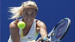 Zakopalová je poprvé ve světové dvacítce tenisového žebříčku