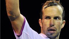 Tenista Štěpánek v první dvouhře po čtvrt roce vypadl s Ramosem