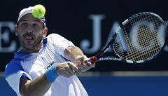 Hájek držel s Llodrou ve čtvrtfinále v Montpellieru krok jen set