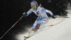Slalomářka Záhrobská se po dvou letech prosadila do elitní desítky