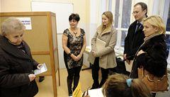 Češi si historicky poprvé volili svého prezidenta