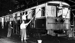 Metro jako atrakce. Buenos Aires chce stáhnout sto let staré vozy