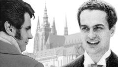 Báječná léta Zemana a Schwarzenberga: účes a la Elvis i svatba z pohádky