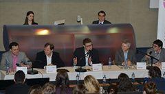 Pražský studentský summit přivítal i významné osobnosti Lidových novin