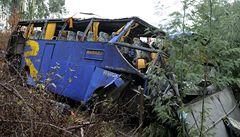 V Portugalsku havaroval autobus: 10 mrtvých a 33 zraněných