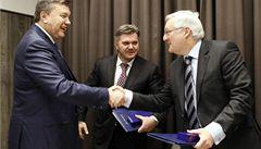 Davos: budoucnost je v břidlicovém plynu. Na Ukrajině bude těžit Shell
