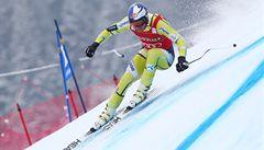 Svindal vyhrál superobří slalom SP v Kitzbühelu